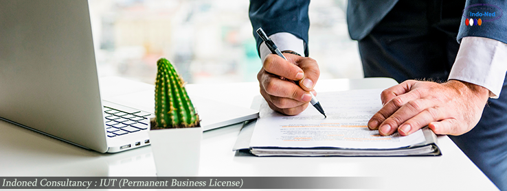 IUT (Permanent Business License)