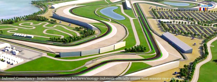 Motogp Indonesia Officially Enters Next Season S Race Calendar Indoned